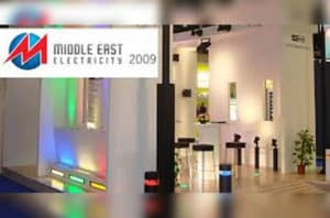 Middle East Electricity Exhibition and Conference 2009