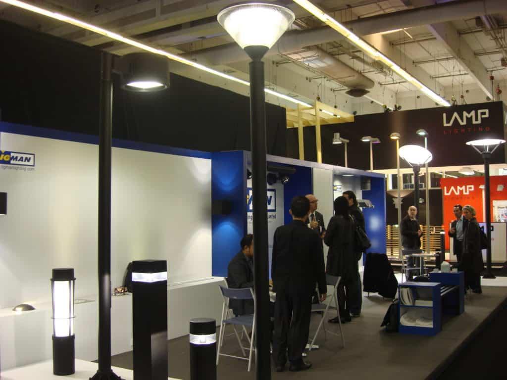Lighting Building Fair 2010