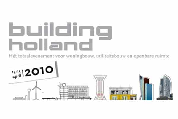 Building Holland 2010 Cover