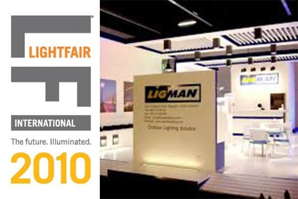 LightFair 2010 Cover