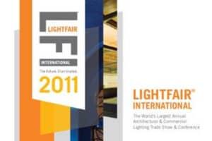 LightFair 2011 Cover