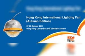 Hong Kong International Lighting Fair 2011