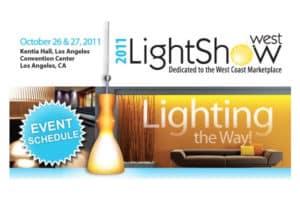 Light Show West 2011 Cover