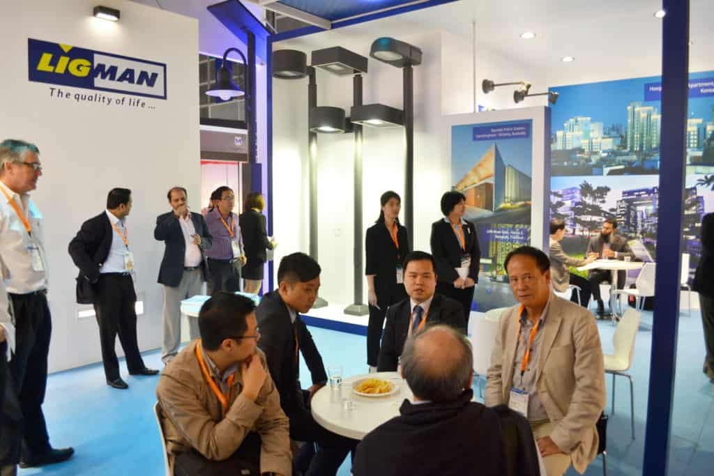 Hong Kong International Lighting Fair 2012