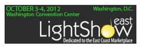 Lightshow East 2012