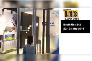 LED expo Thailand 2014