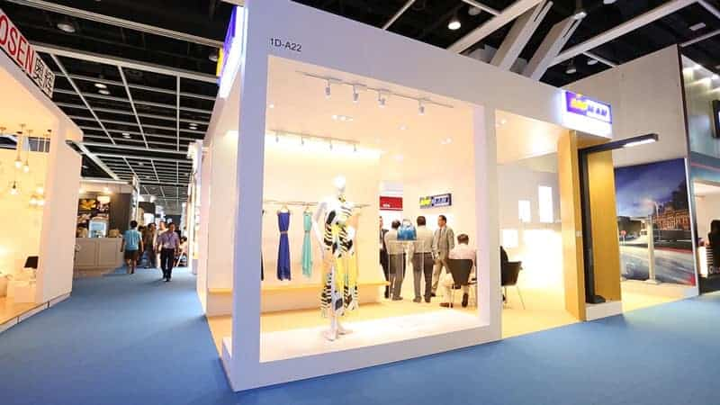 Hongkong International Lighting Fair 1