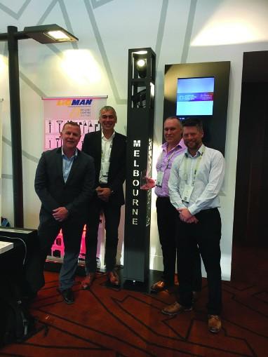 Australian Smart Lighting Summit Delegates Award