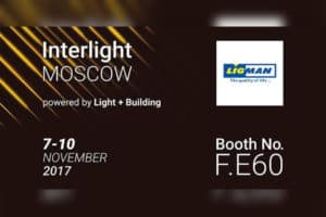 Interlight Moscow 2017 Cover