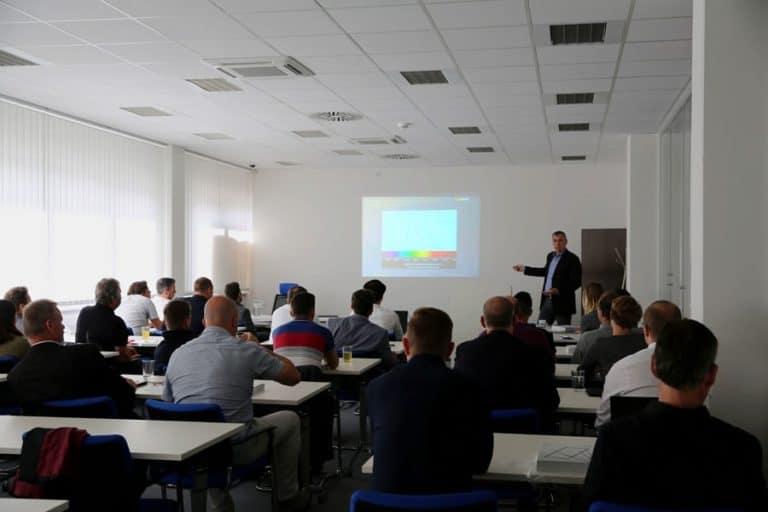 European Factory Product Training 1