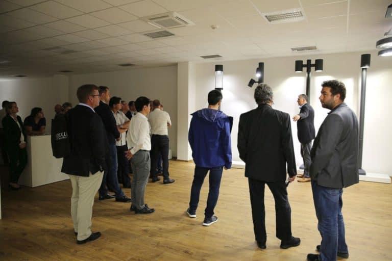 European Factory Product Training 3