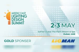 Middle East Lighting Design Summit 2018