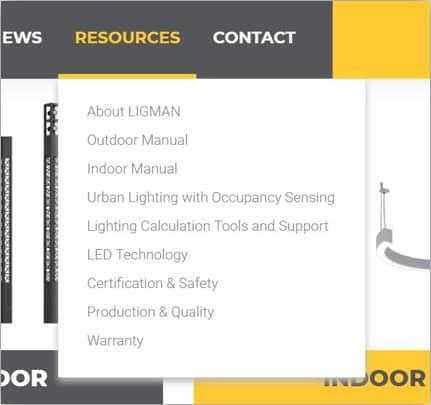 LIGMAN's New Website Is Live