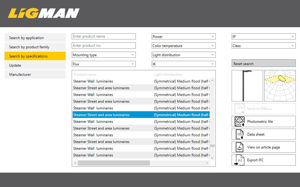 LIGMAN Page