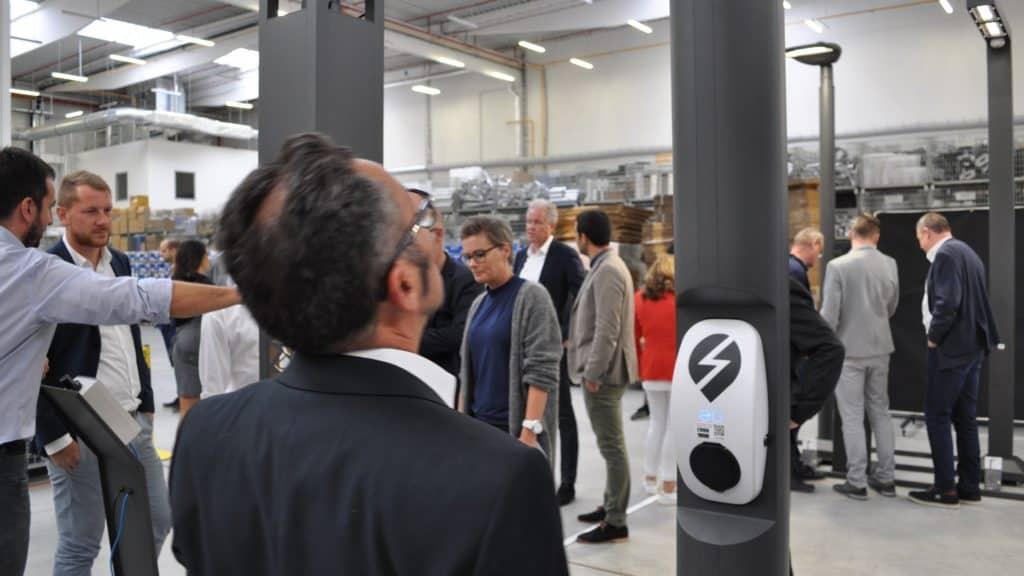 LIGMAN Europe IoT LIGHTCONNECT™ Launch