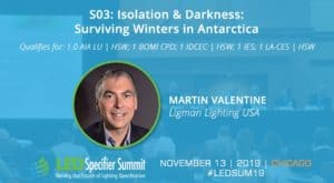 News: LED Specifier Summit, Chicago 2019