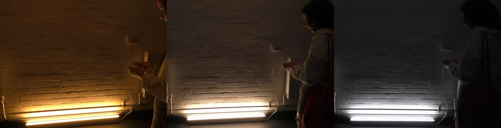 Lighting CCT