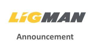 News: LIGMAN Announcement
