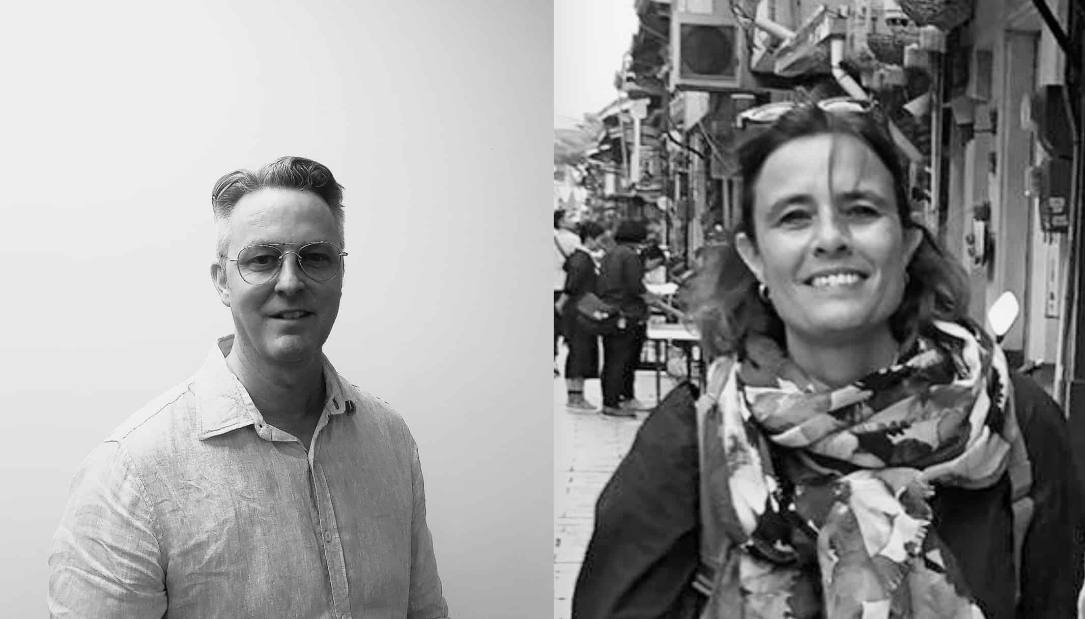 News: Thomas Nilsson and Laura Zizioli Beyney