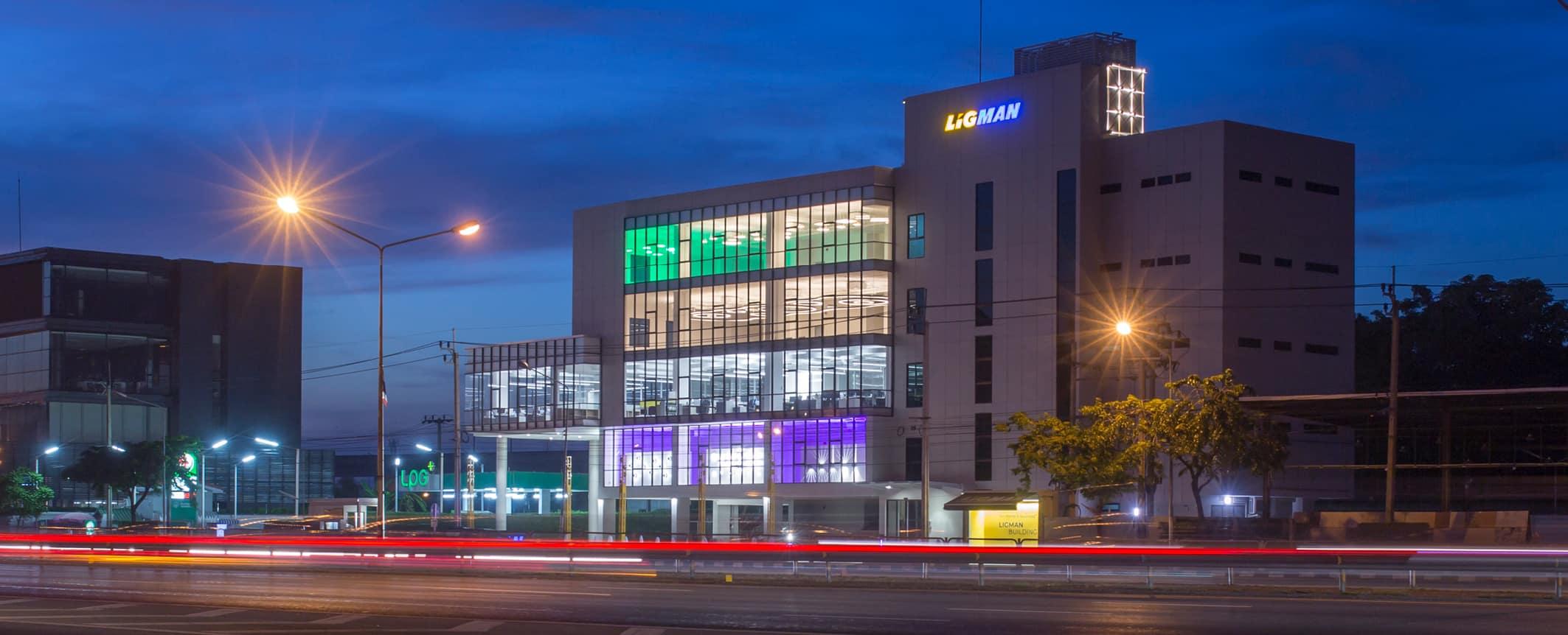 LIGMAN (Experience Center)