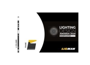 LIGMAN Shortlisted for the 2020 Lighting Design Awards