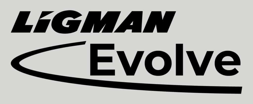 LIGMAN Evolve Logo
