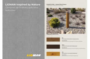 LIGMAN Special Textured Finishes Brochure