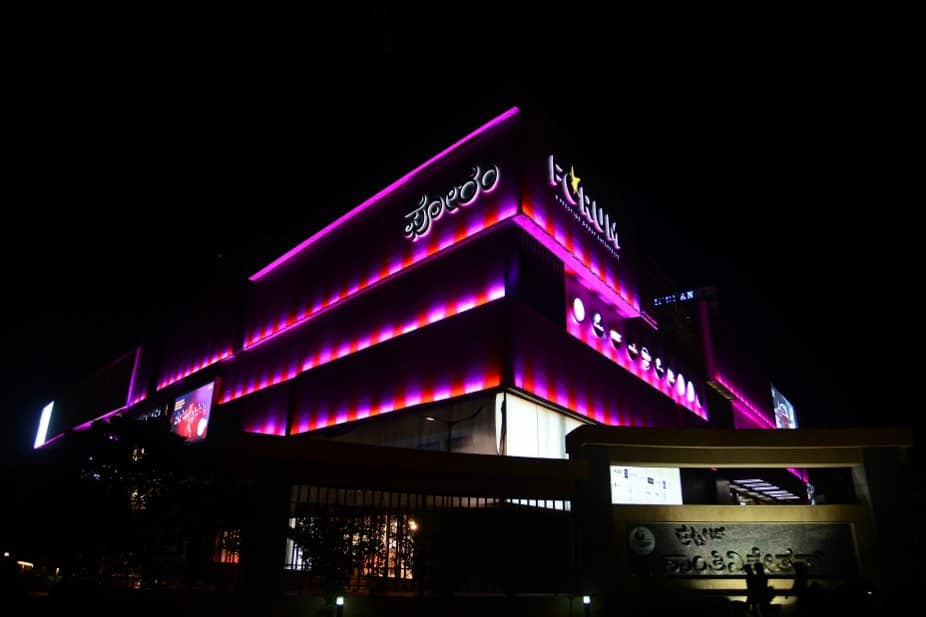 Project - Prestige PSKN Mall Facade India -4