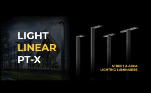 Cover LIGHT LINEAR PT-X