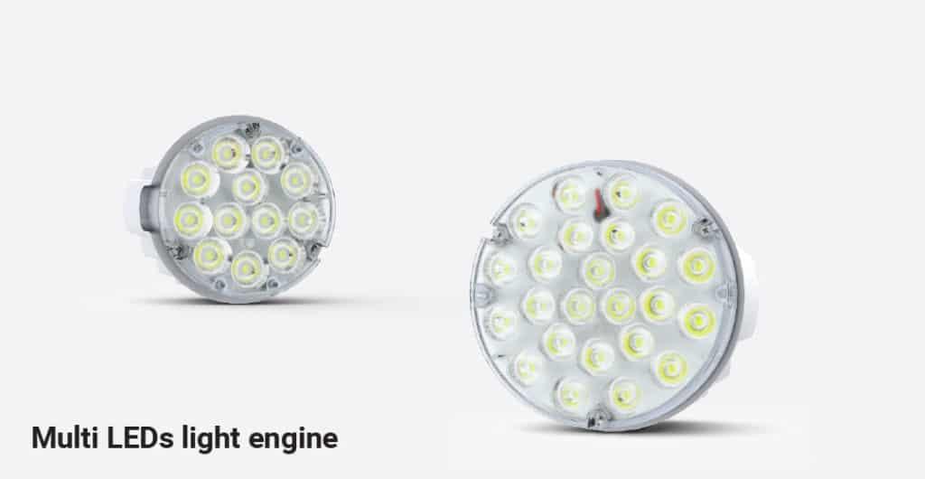 Multi-LEDs-light-engine