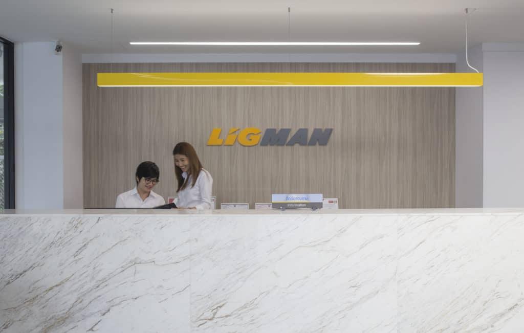 LIGMAN office