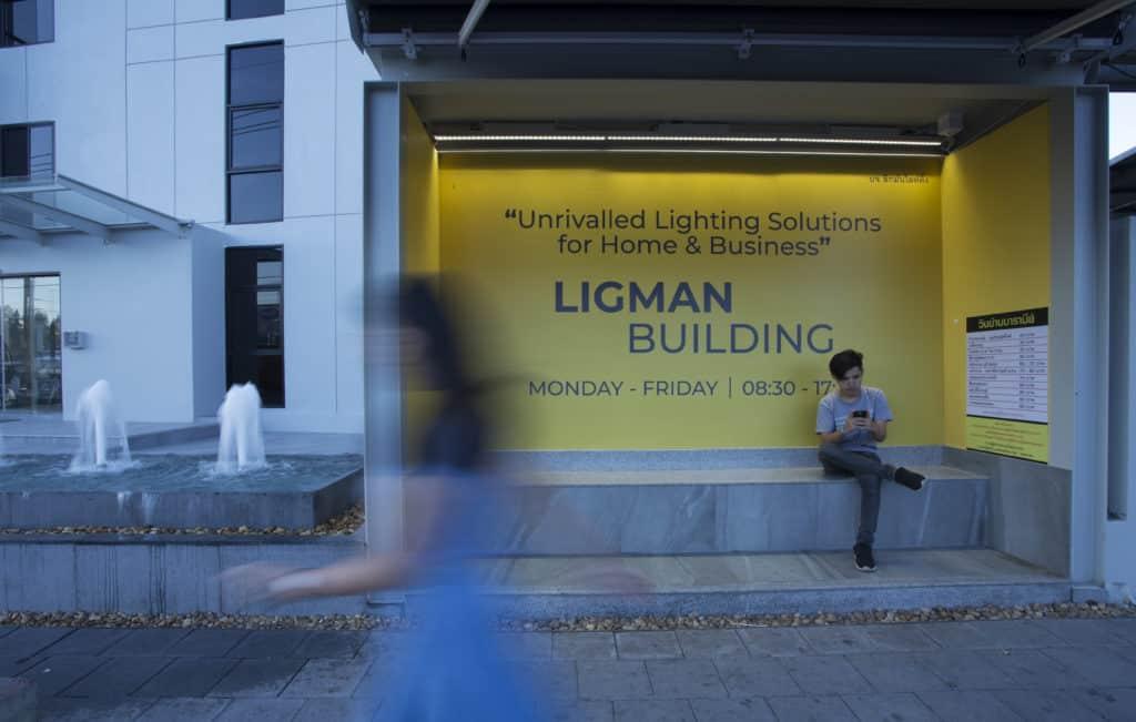LIGMAN building office