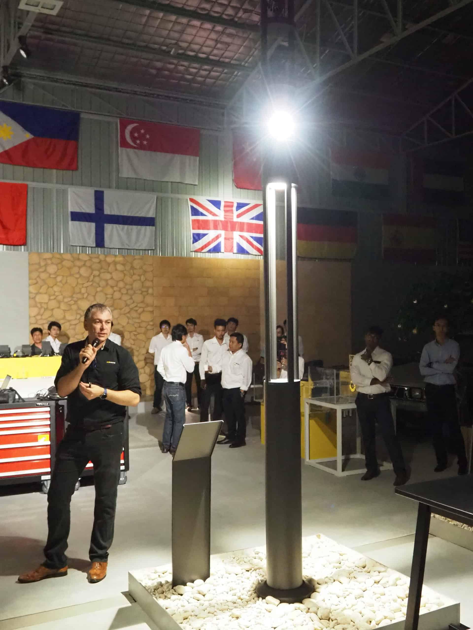 LIGMAN Lighting Workshop Studio Opening