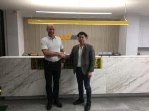 LIGMAN partners with Lightcare Denmark