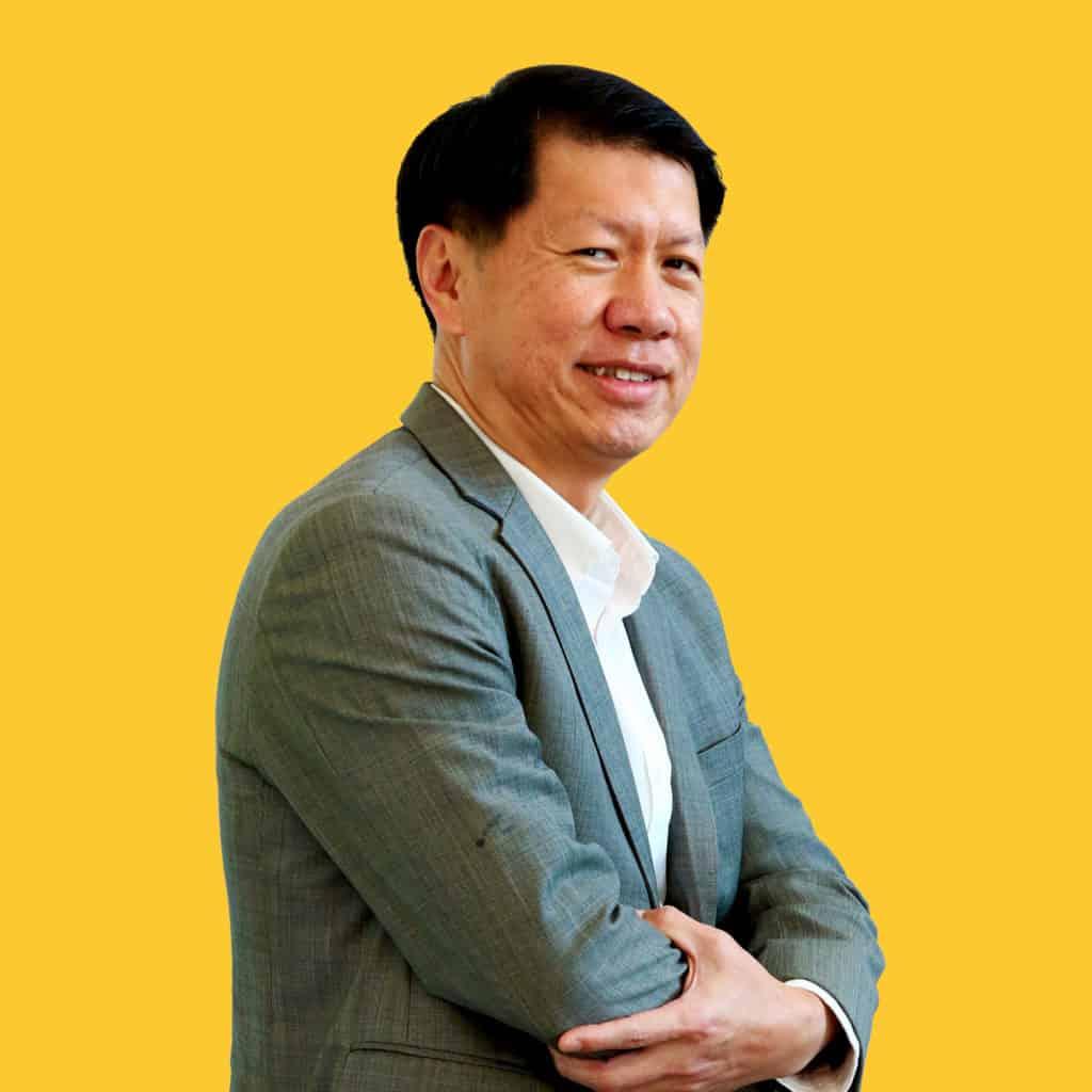 Sakchai Manawongsakul President & Group CEO at LIGMAN Global HQ