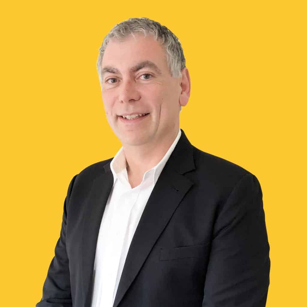 Martin Valentine Global Design Director at LIGMAN Global HQ